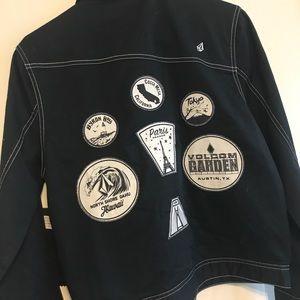 Volcom Jackets & Coats - Navy Volcom Frochickie Jacket - XS